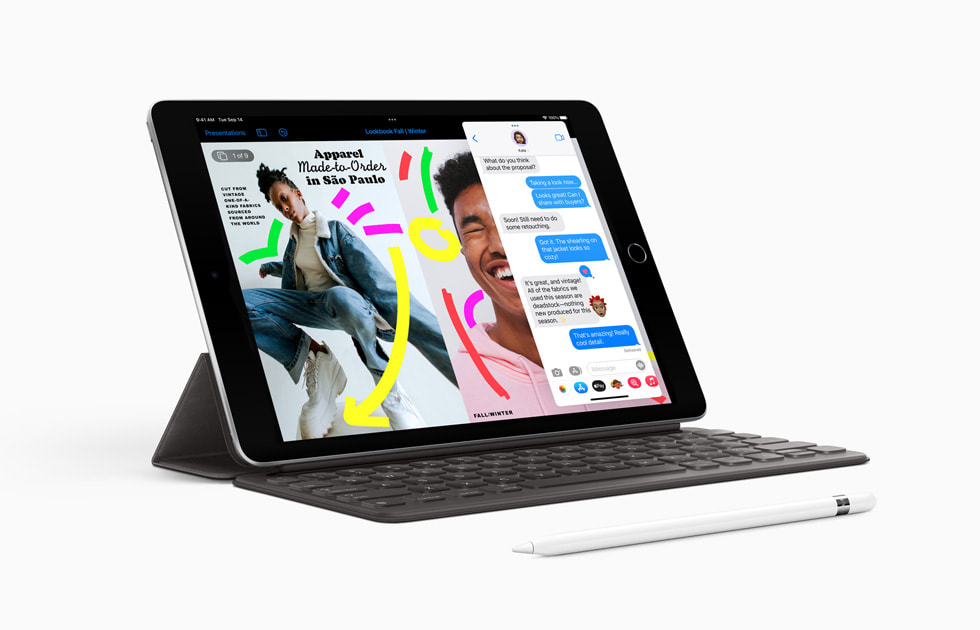 Apple announced the new iPad (9th generation)
