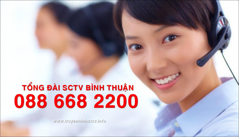Tổng đài SCTV tại Bình Thuận: 0886682200