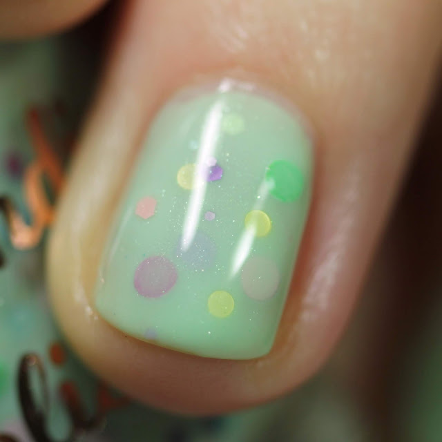 My Indie Polish Church Candy swatch by Streets Ahead Style