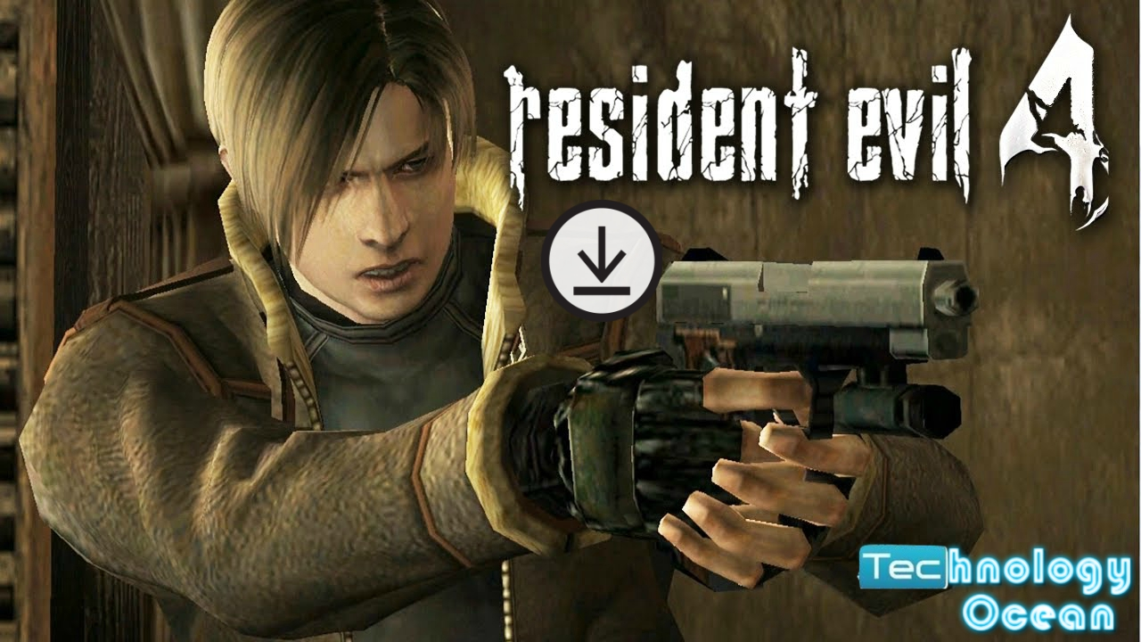 resident evil 4 pc download rip