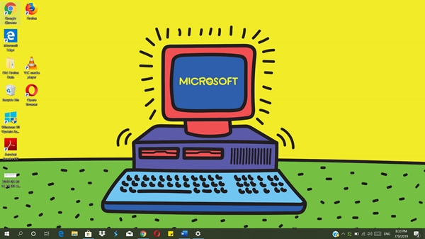 tema Windows 1.0