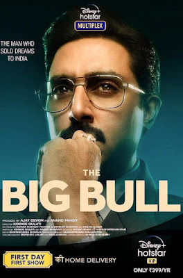 The Big Bull 2021 Hindi 720p WEB-DL ESubs Download