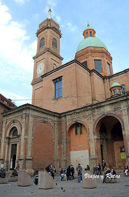 Iglesia de San Bartolomeo y Gaetano de Bolonia