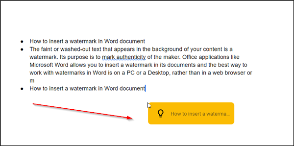Cara mengintegrasikan Google Keep Notes dengan Google Documents