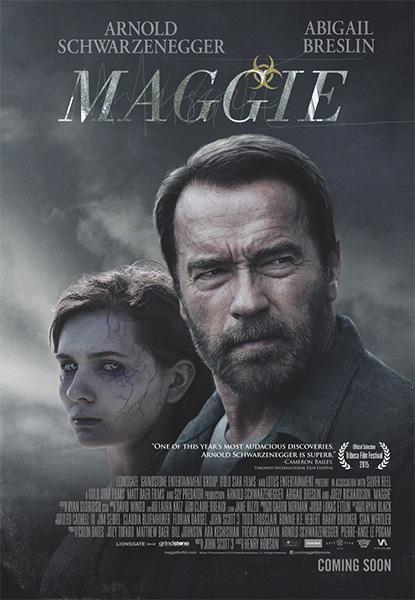 Descargar Maggie (2015) Latino