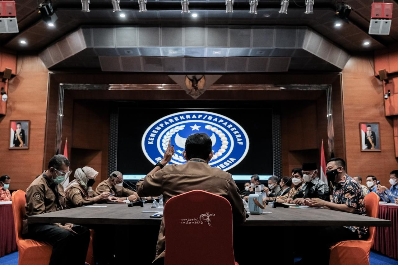 Pengembangan Pariwisata Di Sulawesi Selatan Terus Ditingkatkan Oleh Kemenparekraf
