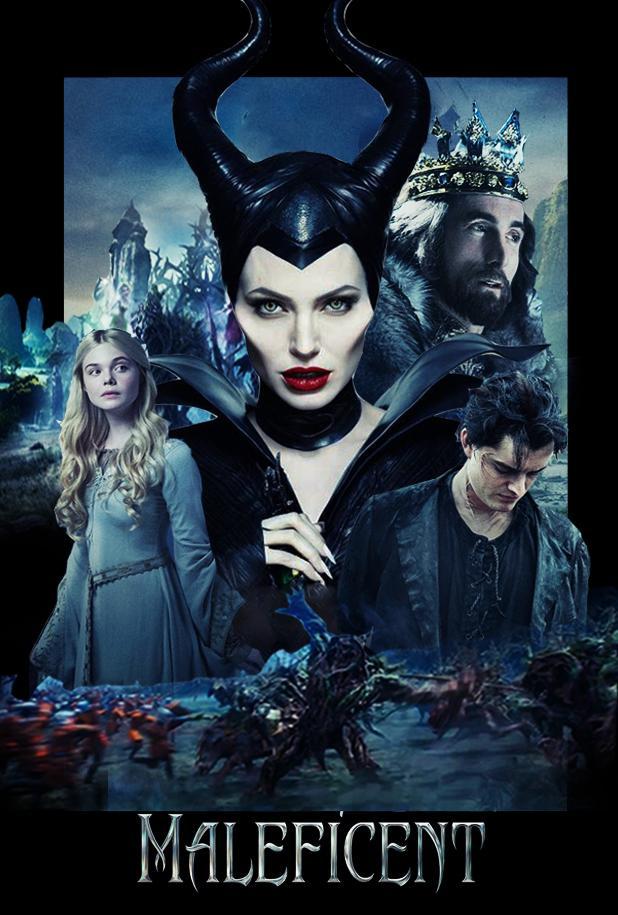 Maleficent [2014] [DVDR] [NTSC] [Latino]