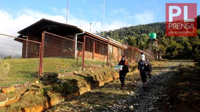Posta rural de Bahía San Pedro
