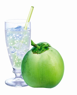 Some Health Benefits of Coconut Water