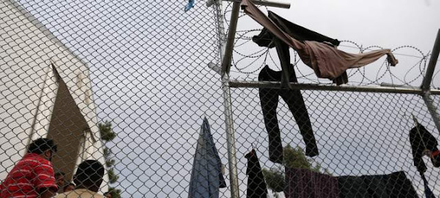 Spiegel: Καταυλισμός του τρόμου η Μόρια όπου κυριαρχούν πορνεία και ναρκωτικά ! ΓΙΑΤΙ  ΟΛΑ ΤΑ ΜΑΘΑΙΝΟΥΜΕ ΑΠΟ ΤΑ ΞΕΝΑ ΜΜΕ ??