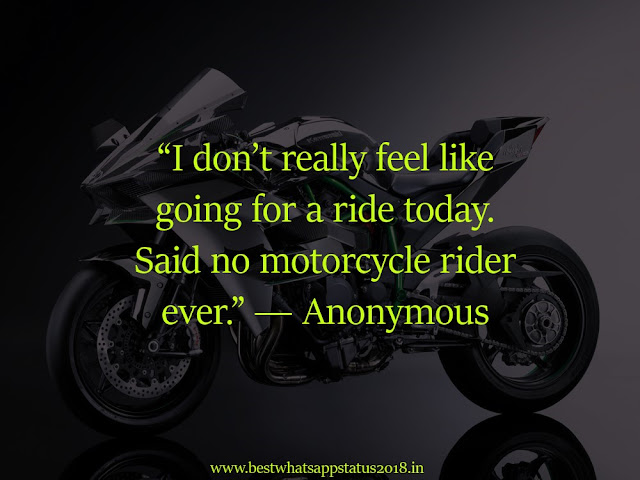 best quotes for bike riders