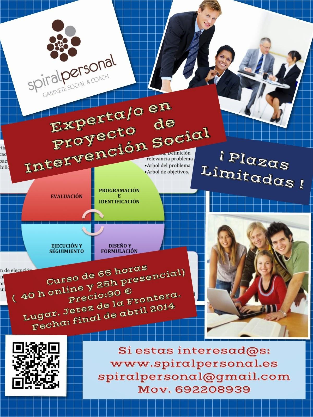 CURSO DE EXPERTA/O EN PROYECTOS SOCIALES