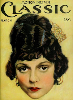 Clarine Seymour Magazine Cover