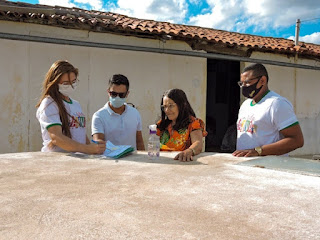 Picuí tem projeto selecionado pelo programa parceiro do idoso do Banco Santander