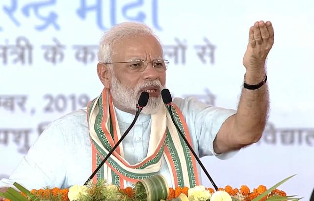 गाय शब्द सुनते ही कुछ के बाल खड़े हो जाते हैं: PM मोदी - newsonfloor.com
