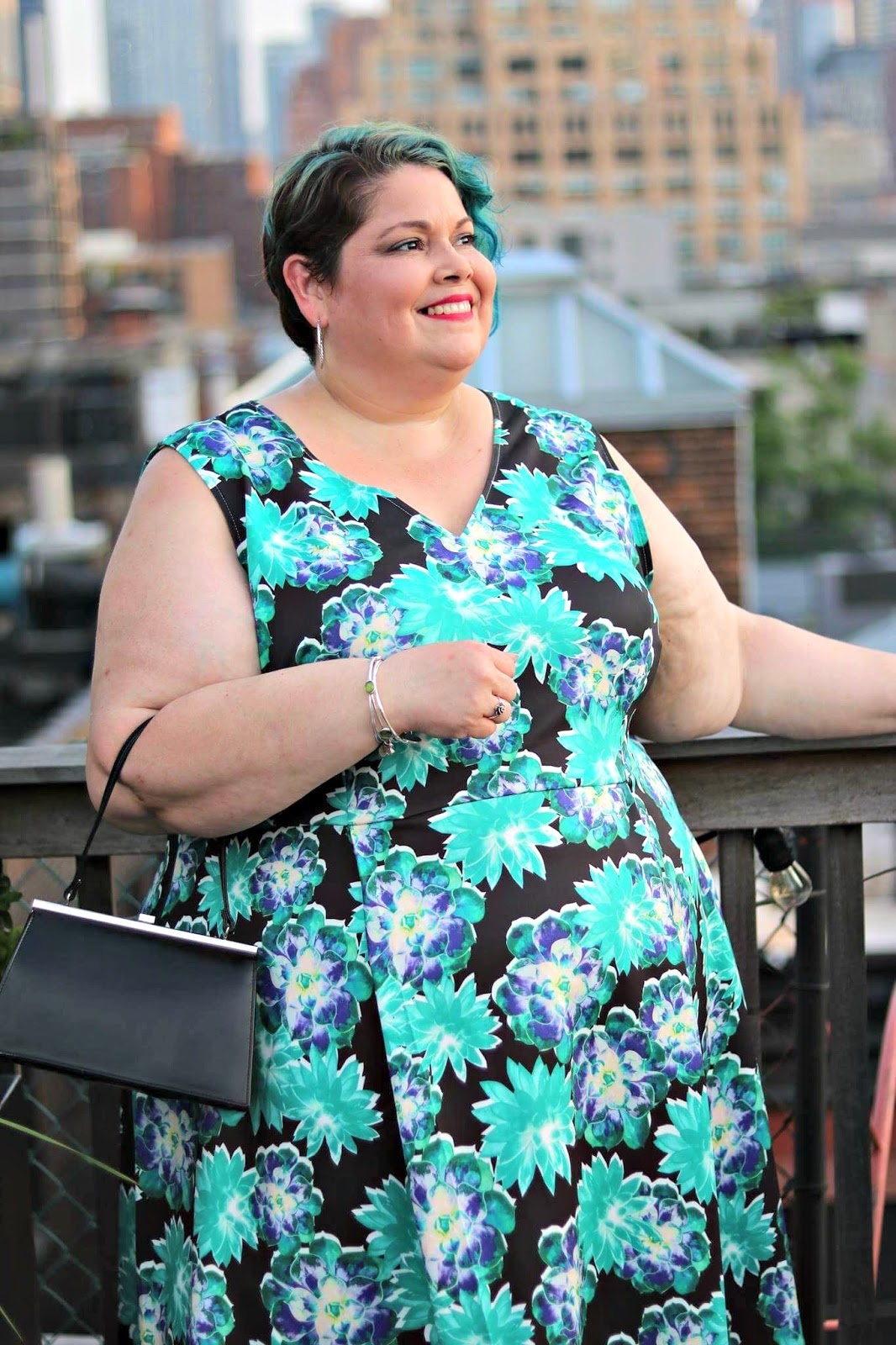 what does full figured mean for a woman