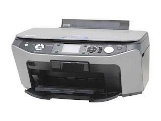 Epson Stylus Photo 580 Printer Drivers Download