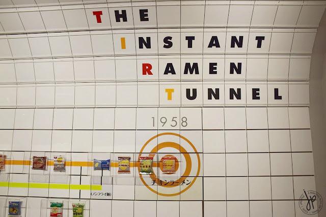 Instant Ramen Tunnel