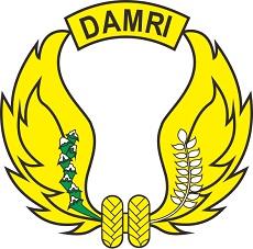 Logo Perusahaan Umum Damri