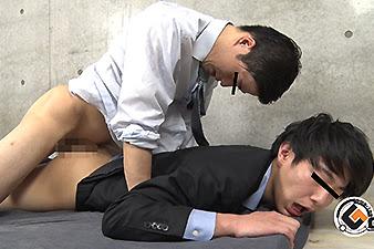 Men's Rush.TV – GT-1746 – スーツで激堕ち★IBUKIのアナルがハンサムお兄さんのテクでパックリ♂