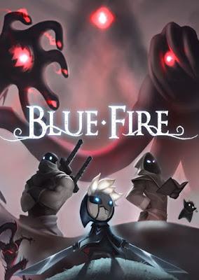 Capa do Blue Fire