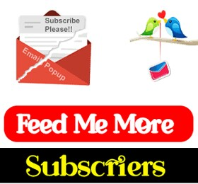 How to add Email subscription widget to your blogger blog?