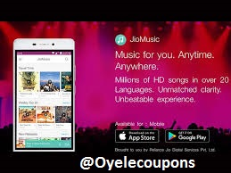 Activate free jio caller tune by jio music app
