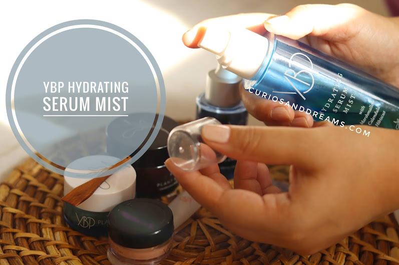 YBP Hydrating Serum Mist, YBP Hydrating Serum Mist review, YBP, YBP review