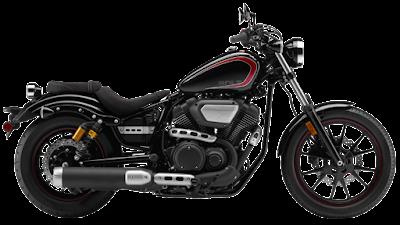 Yamaha Star XV950 Bolt Seat front & rear alloy wheel image 01