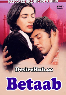 Betaab 1983 Hindi 480p WEB-DL 450MB