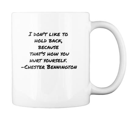Chester Bennington Mug