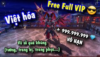 Tải game Đỉnh Phong Tam Quốc Việt hóa Free Ful VIP + 999999999 Kim Cương vô hạn | Ứng dụng tải game Trung Quốc hay