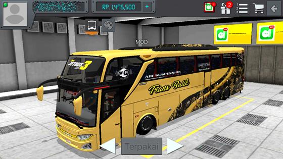 livery trans batik jb3+ tronton