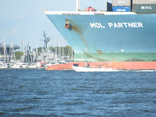 Container Ship Mount Pleasant SC