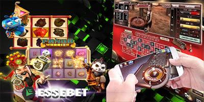 SLOT ONLINE TERPERCAYA GAME APLIKASI SMARTPHONE - essebetting88.biz