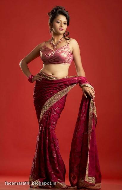 Jui Gadkari Hot Sexy Photo Shoot Wallpaper Marathi Actress -1261