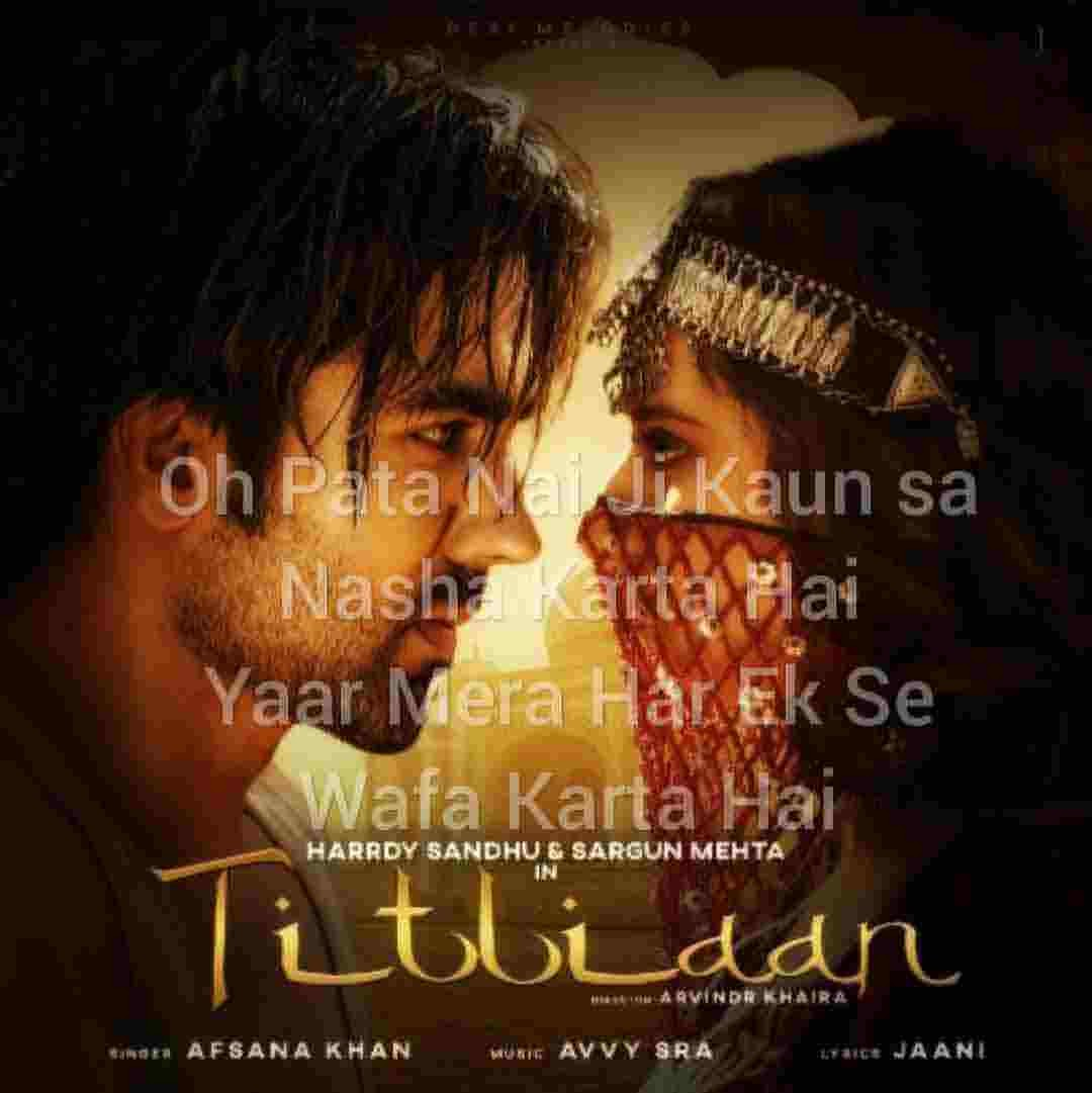 Titliaan Lyrics