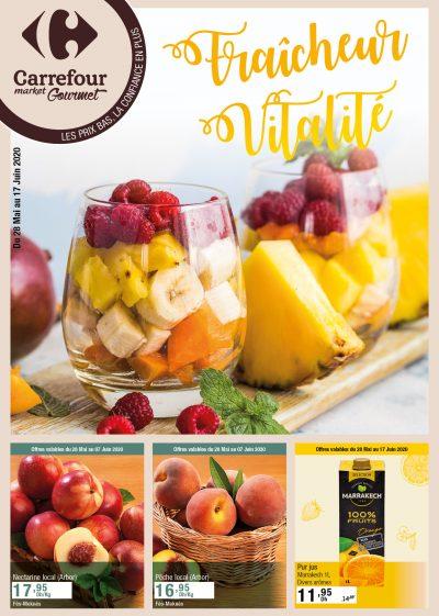 catalogue carrefour gourmet juin 2020