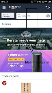 Echo Plus Answer