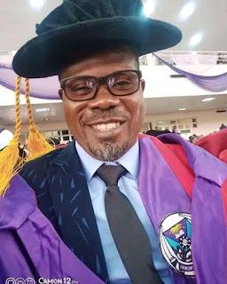 Eniola Olaniyi Bag PHD in FUTA