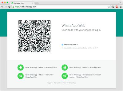 Satu Akun WhatsApp di Dua Handphone Berbeda