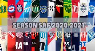 Images - PES 2017  Superliga Argentina de Fútbol Kitpack 2020/21