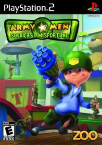 Download Army Men: Soldiers of Misfortune (2008) PS2