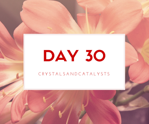 End of Month Review - 30 Day Blogging Challenge (Day 30)