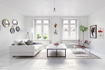 Sering Terlupakan, Ini 3 Perabotan yang Wajib Ada di Ruang Tamu Minimalis