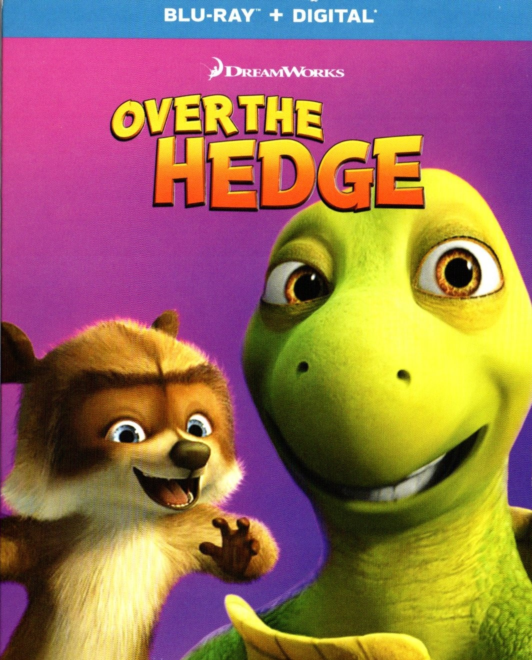 The Big Movie House Over The Hedge Universal Blu Ray Review