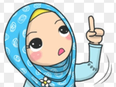 Cute Animated Hijab Wallpapers