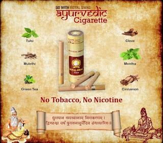 Royal Swag Ayurvedic Cigarette