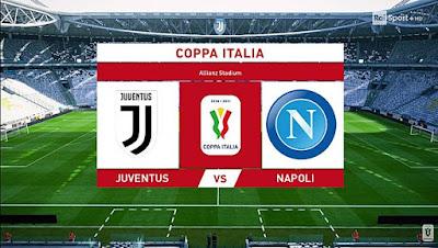 Scoreboard Coppa Italia 2020