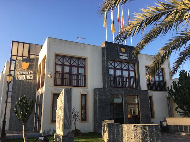 Ayuntamiento%2Bde%2BLa%2BOliva - Fuerteventura.-  La Oliva suspende  las actividades de carnaval para evitar propagación del Coronavirus